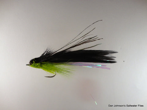 Baby Andino Deceiver - Chartreuse Black IF001D