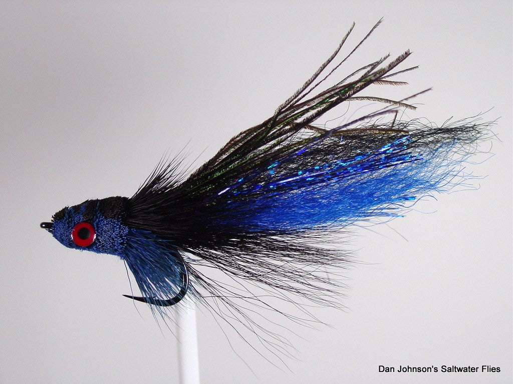 Andino Deceiver - Black Blue, Synthetic  IF009