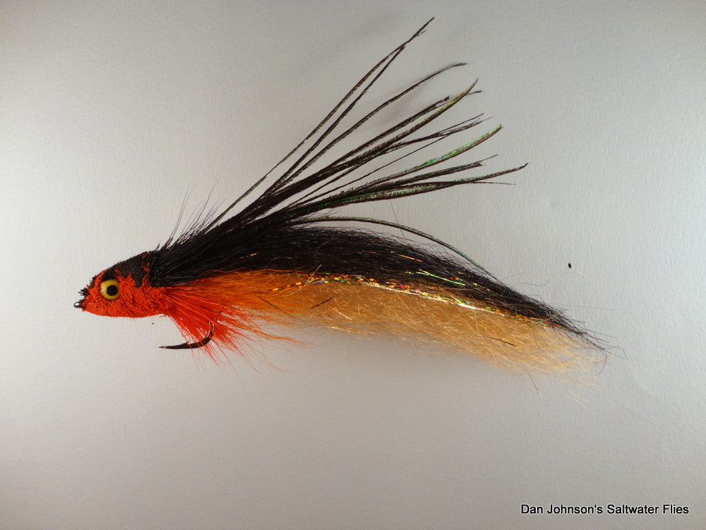 Andino Deceiver - Orange Black, Synthetic  IF011