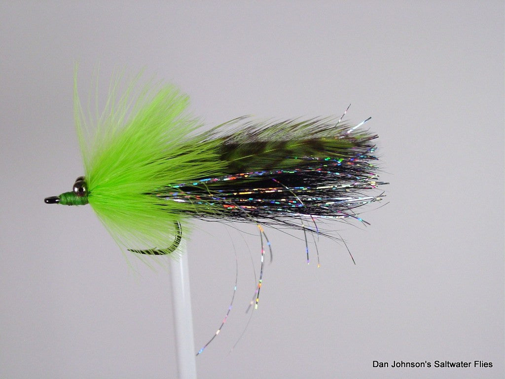 Golden Dorado Whistler - Chartreuse  IF027