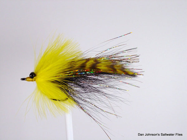 Golden Dorado Whistler - Yellow  IF029