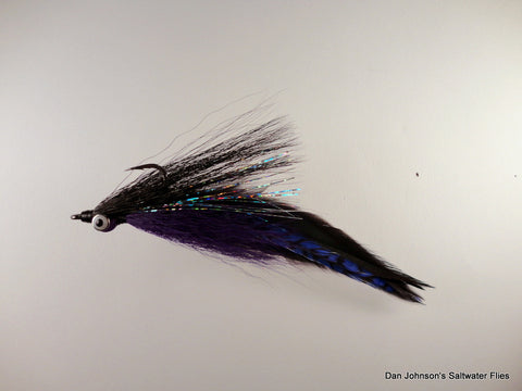 Golden Dorado DeClouser - Purple Black  IF035A
