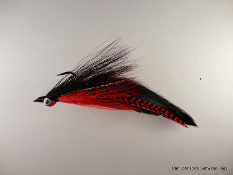Golden Dorado DeClouser - Red Black  IF036