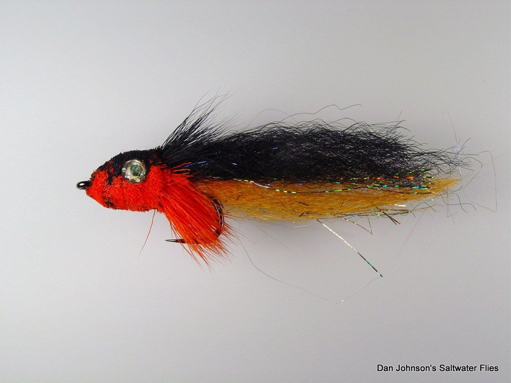SA Rattlin' Baitfish - Orange  IF047