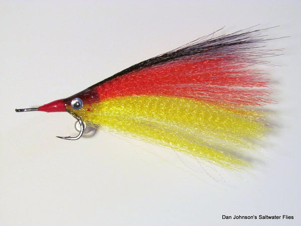 GT Flashy Profile - Red Yellow  IF065
