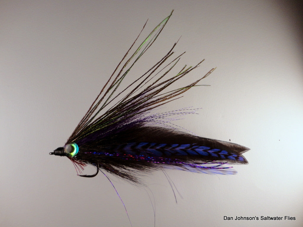 Big Eye Deceiver - Purple Black IF114