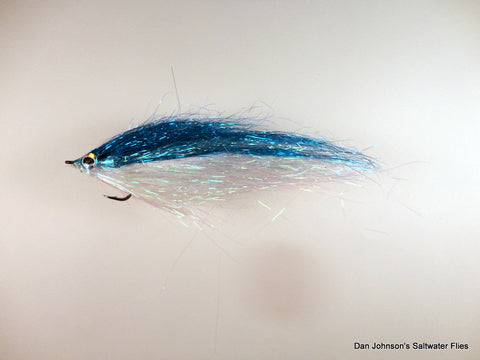 Angel Hair Baitfish - Blue Pearl IF129