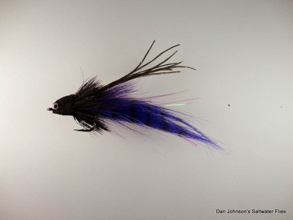 Andino Deceiver - Purple, Craft Fur IF171