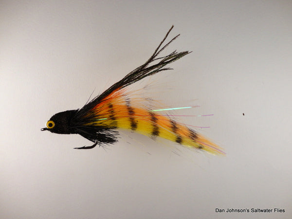 Andino Deceiver - Orange Yellow, Craft Fur IF172