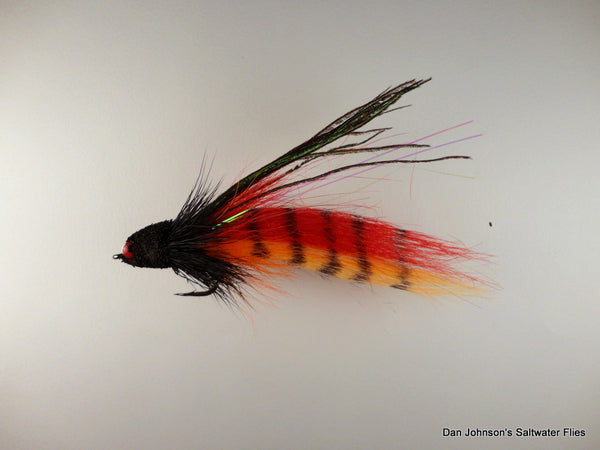 Andino Deceiver - Red Orange, Craft Fur IF173