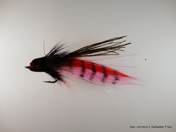 Andino Deceiver - Red Pink, Craft Fur IF174