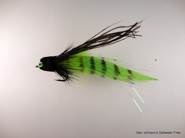 Andino Deceiver - Chartreuse, Craft Fur IF176