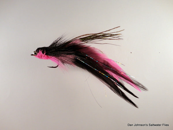 Flat Nose Andino Deceiver - Black Pink, IF186A