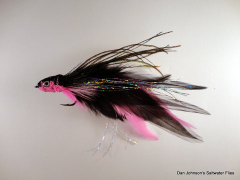 Andino Deceiver - Black Pink, Hackle IF187