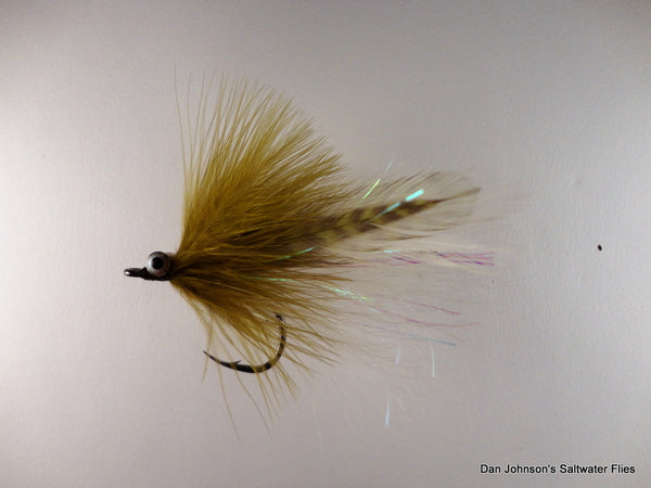 Tigerfish Whistler - Olive White - IF196