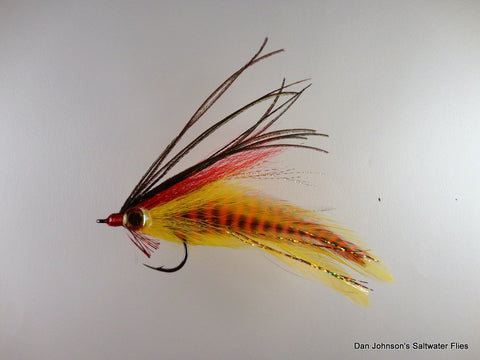 Big Eye Deceiver - Red Yellow - IF201