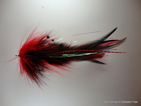 Semper Squid - Red Black IF278