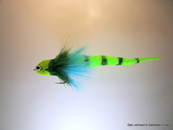 Dragon Tail Tarpon Andino  - Long Key Special TP080A