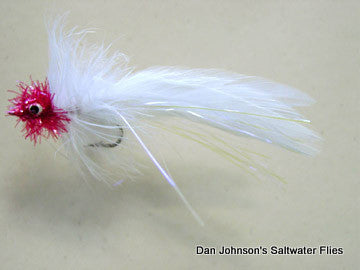 Redfish Candy - Red White  IN003