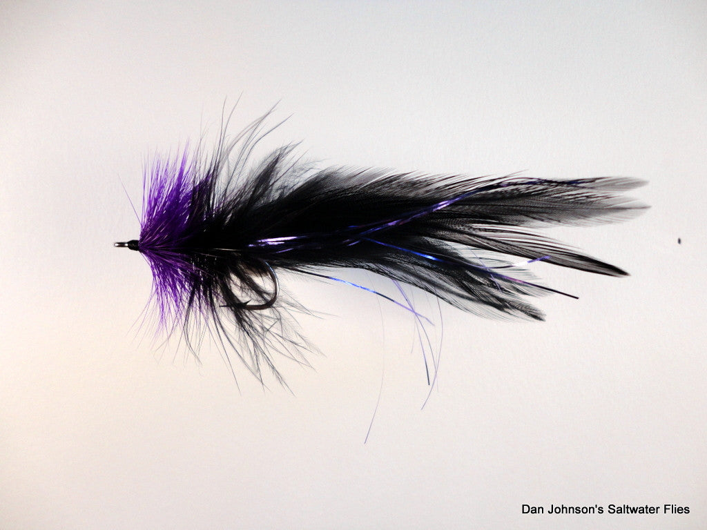 Seaducer - Purple/Black IN009A