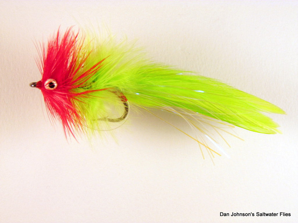 Deep Silhouette - Red Chartreuse  IN014