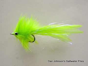 Deep Silhouette - Chartreuse  IN016