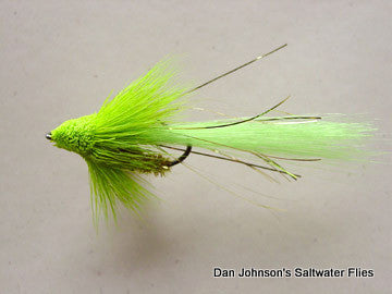 Chico's River Shrimp - Chartreuse  IN098