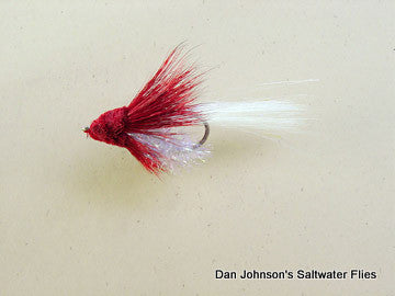 Chico's River Shrimp - Red White  IN100