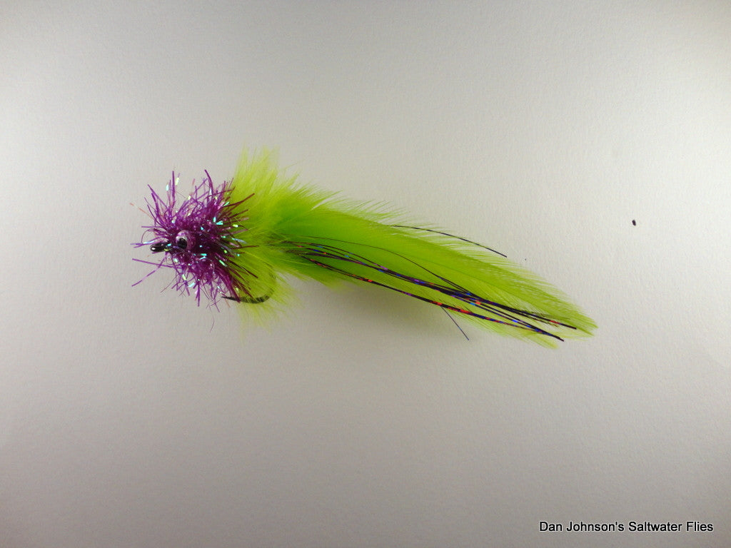 Redfish Candy - Purple Chartreuse - IN141