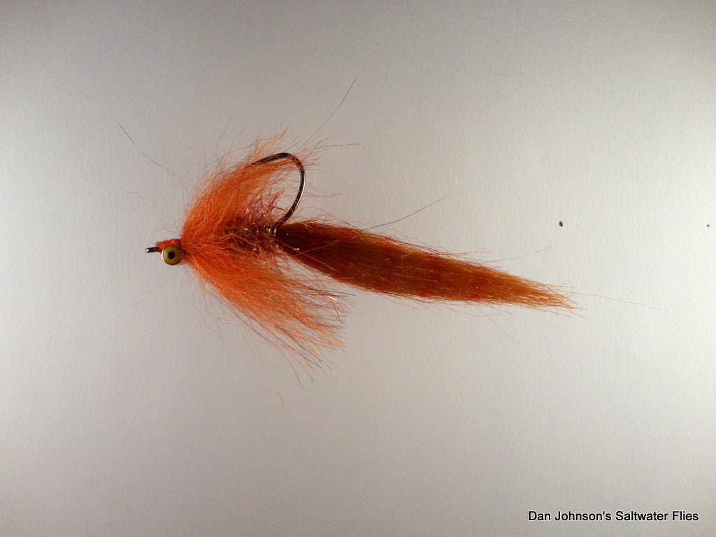 Redfish Crack - Burnt Orange Rust - IN180