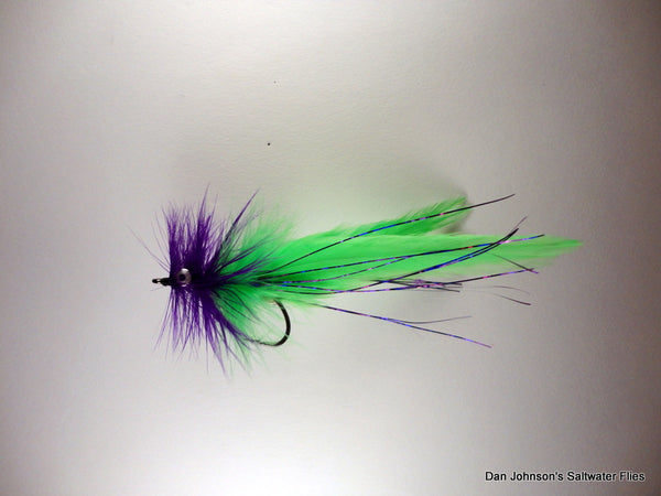 Deep Silhouette - Purple Chartreuse  IN196