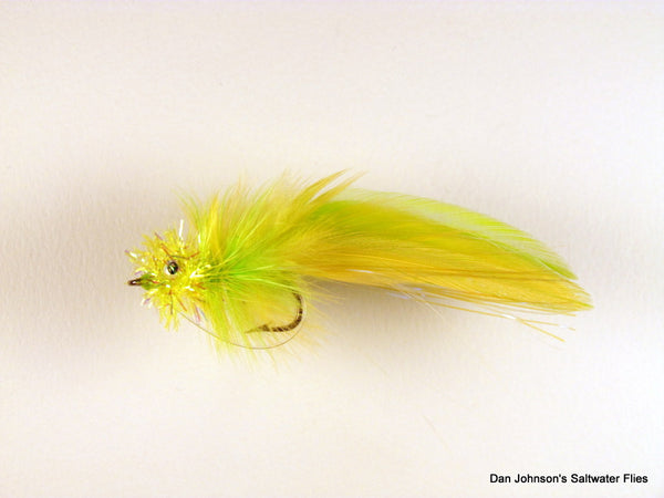 Redfish Candy - Chartreuse/ Yellow  IN003