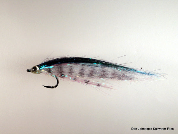 Burk's Hot Flash Minnow - Mackerel  NES35