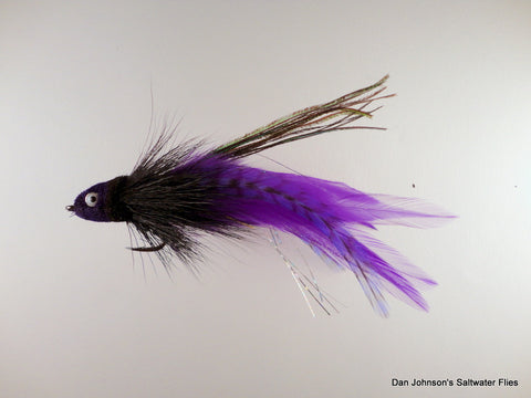 Andino Tarpon - Purple Death  TP001F