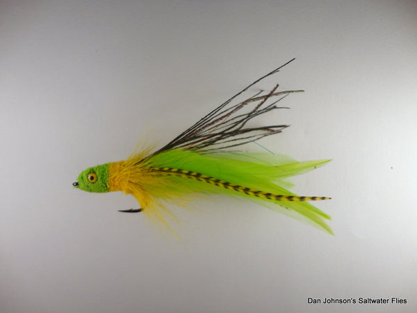 Andino Tarpon - Chartreuse Yellow Chartreuse  TP001G
