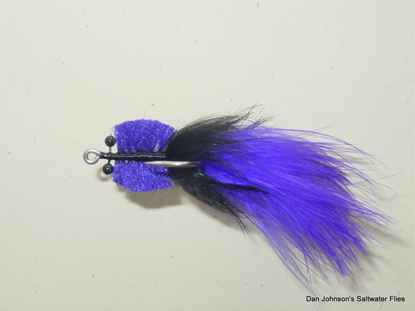 Tasty Toad - Purple Black Purple   CB0039