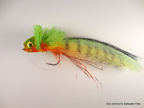 Mega Diver - Yellow Perch WW002