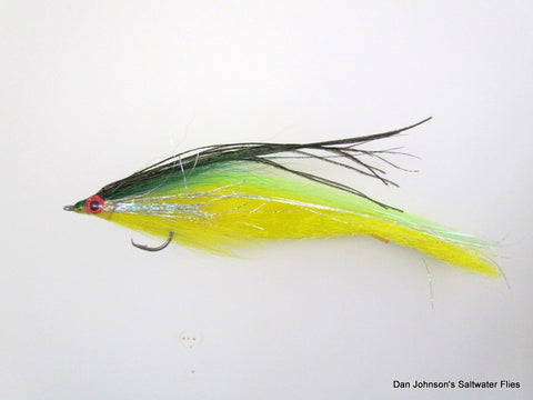Baby Dorado Fly - Extra Long Synthetic   IF071