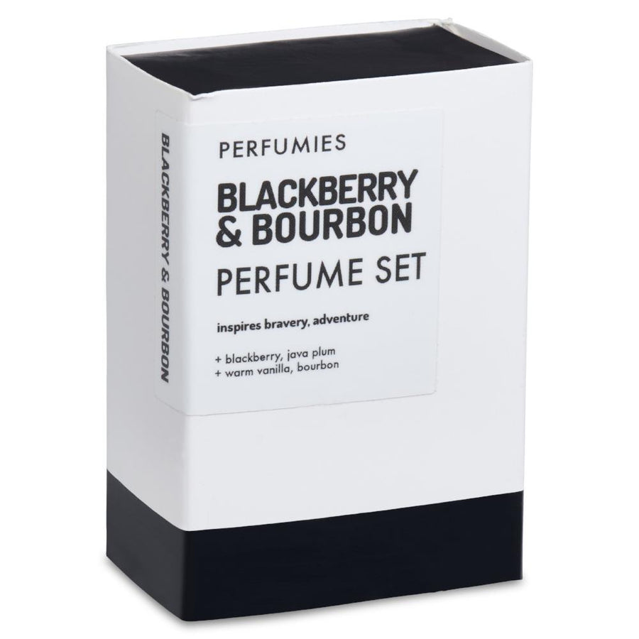 Blackberry & Bourbon Perfume | No. 43