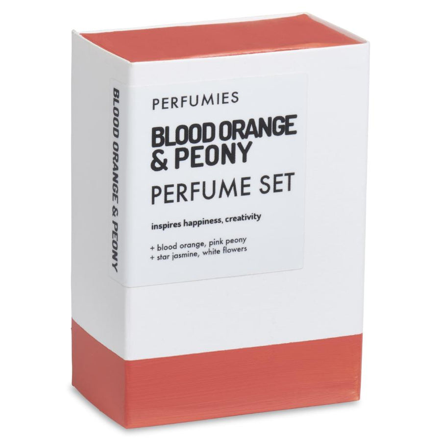 Blood Orange & Peony Perfume | No. 31