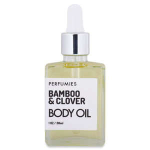 Bamboo & Clover Body Oil | No. 14