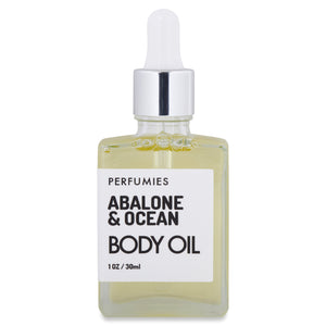 Abalone & Ocean Body Oil | No. 34