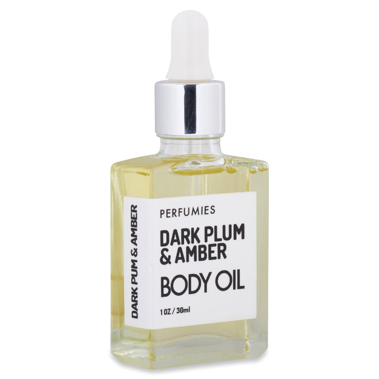 Dark Plum & Amber Body Oil | No. 01