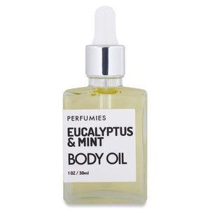 Eucalyptus & Mint Body Oil | No. 36