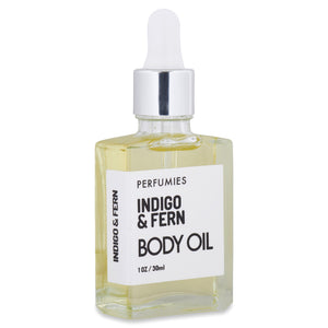 Indigo & Fern Body Oil | No. 40