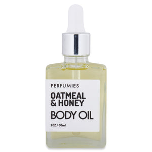 Oatmeal & Honey Body Oil | No. 12