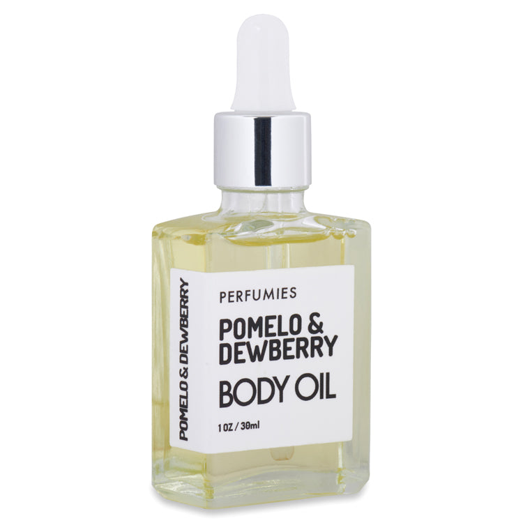 Pomelo & Dewberry Body Oil | No. 23