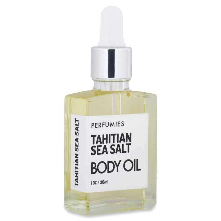 Tahitian Sea Salt Body Oil | No. 05