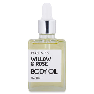 Willow & Rose Body Oil | No. 38