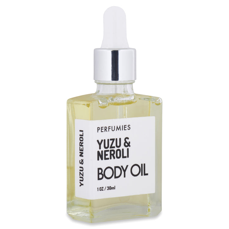 Yuzu & Neroli Body Oil | No. 32
